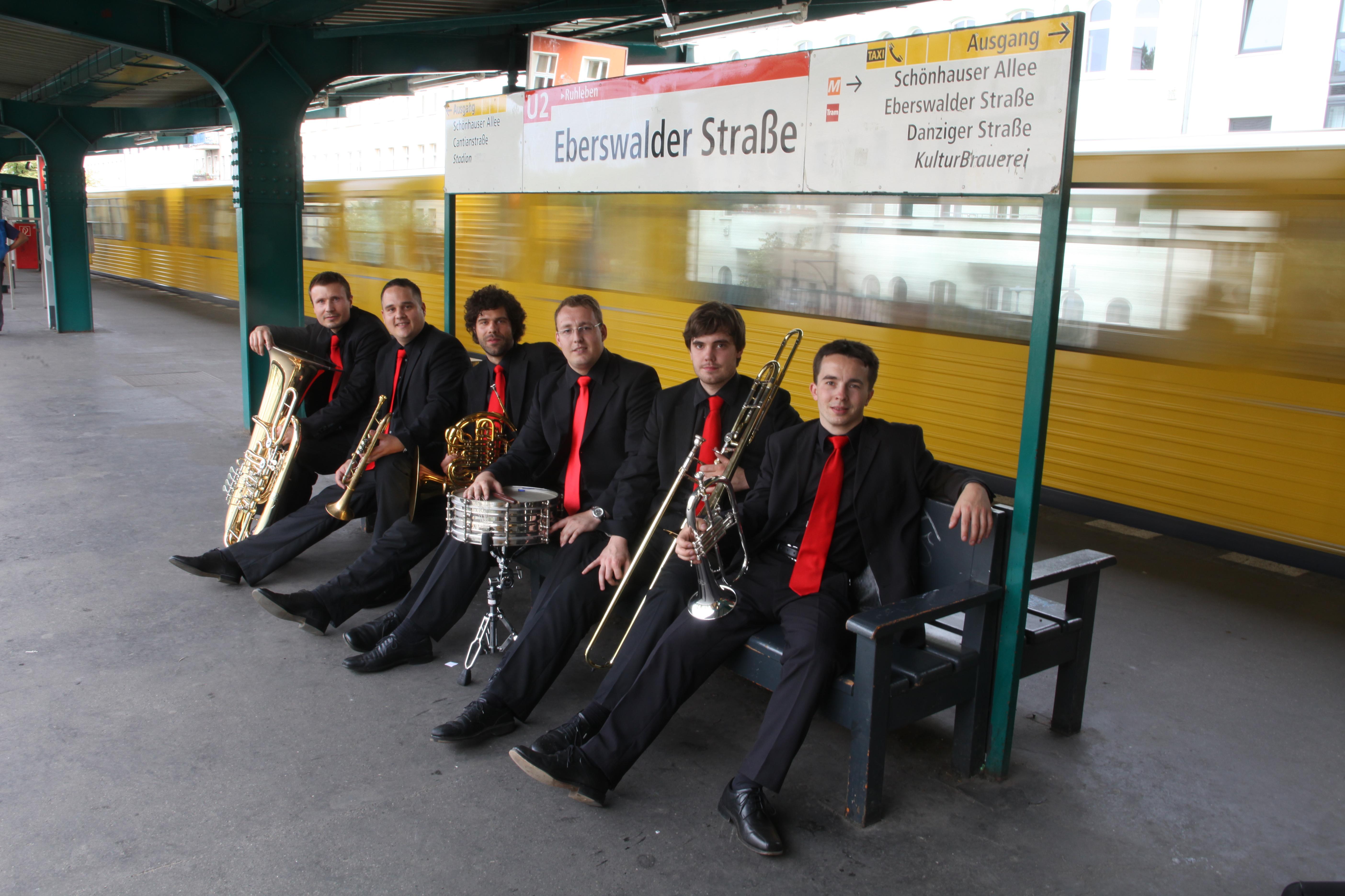 Pressefoto - Bahn